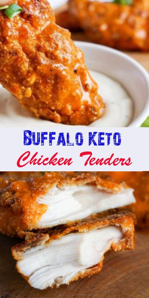 Buffalo Keto Chicken Tenders – All About Health Food Recipes – All About Health …