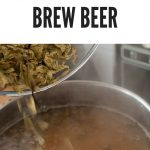 Complete guide to home brewing beer with little equipment and space. Plus a few ...