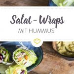 Wraps must not be missing with you? Carbs every now and then? Replace the ...