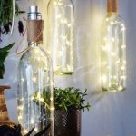 Creative Farmhouse: Wine Bottle DIY Rustic Lanterns for Your Home or Ter ...