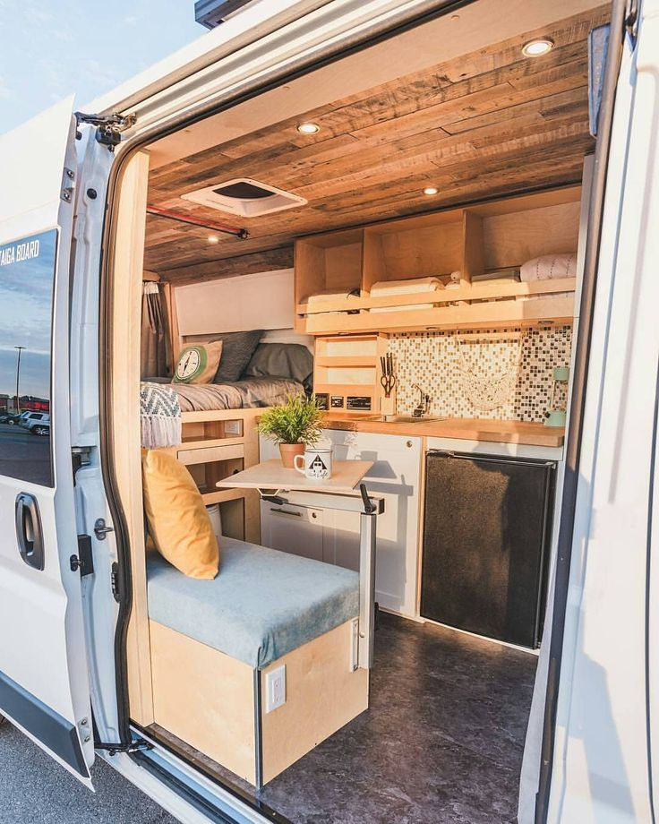 32 stunning ideas for the conversion of motorhomes Denis Paquet #den #Deni #W …