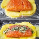 This honey lemon garlic butter salmon is a breeze to make and the method of cook...