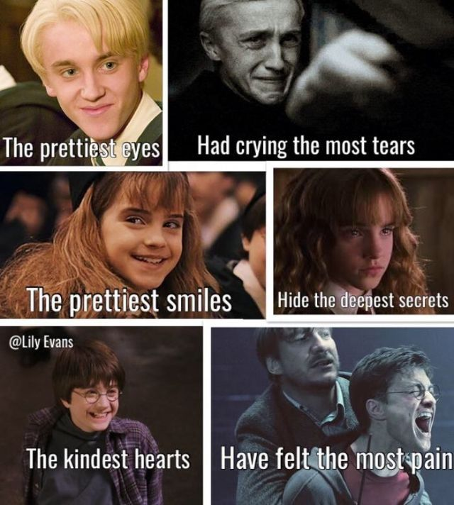 This has got to be my favorite thing Harry Potter on Pinterest