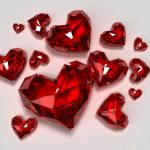 Wallpapers stock illustration, valentines day, red, fashion accessory, gemstone