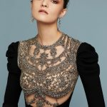 Romantic Reem Acra Pre-Fall 2017 Fashion Collection, #modekollection #romantisc ...