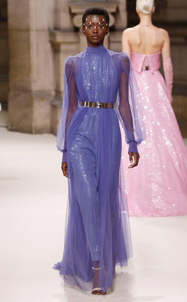Galia Lahav from Best Looks From Paris Haute Couture Fashion Week Fall 2018   E!…