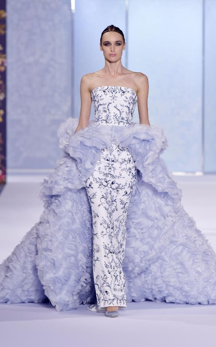 Paris Haute Couture Week: The highlights of Valentino, Dior, Chanel and more – …