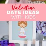 Take your kids on a date this Valentine's Day! Perfect for busy moms, kids Valen...