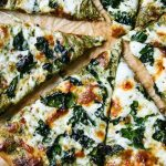 KALE PESTO PIZZA. 15 Clean-Eating Pizza Recipes That Taste Way Less Healthy Than...