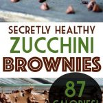 Have you ever wished you could have a huge, rich gooey brownie for under 100 cal...