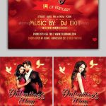 #Valentines #Day #Flyer - Holidays Events