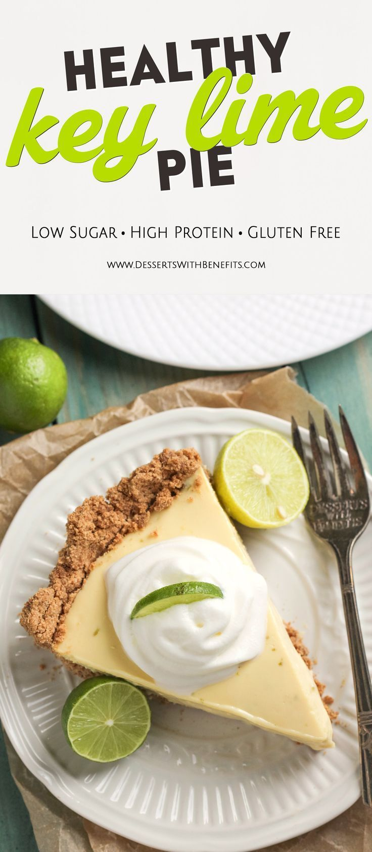 Ever dreamt of a Healthy Key Lime Pie without the healthy taste? Your prayers ha…