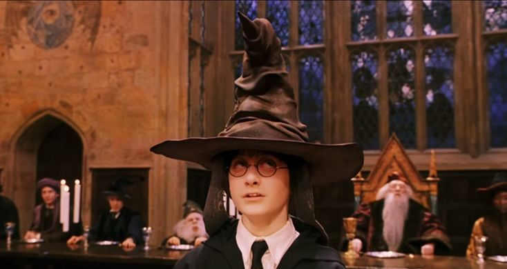 """Here's Why the Latest """"Harry Potter"""" Theory About the Sorting Hat Is Totally…"""