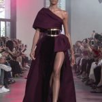 Elie Saab Look 48. Autumn Winter 2019/2020 Haute Couture Collection