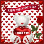 Valentine's Day 16th February/Be My Valentine section. Send this cute ecard to a...