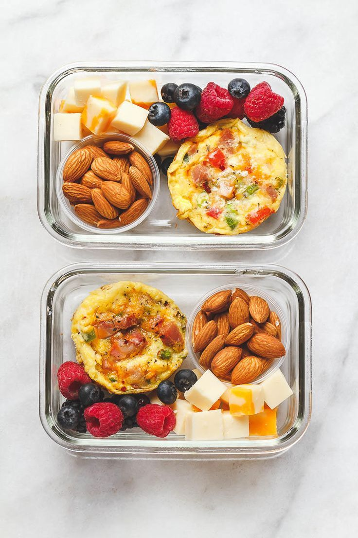 22 Breakfast Meal Prep Recipes for an Easy Morning – An Unblurred Lady