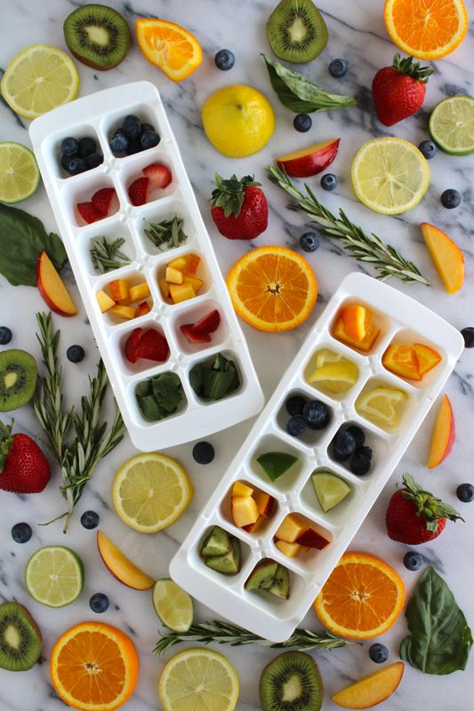 25 Fruit Infused Water Recipes – Decoration House Diy