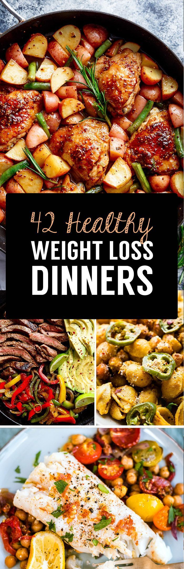 42 Weight Loss Dinner Recipes That Will Help You Shrink Belly Fat …