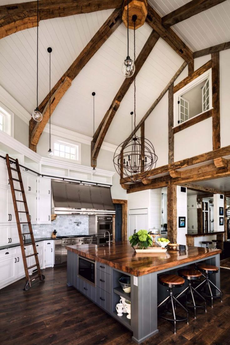 A beautiful rustic country house on the Big … – #Big #one #home #in #Lan …