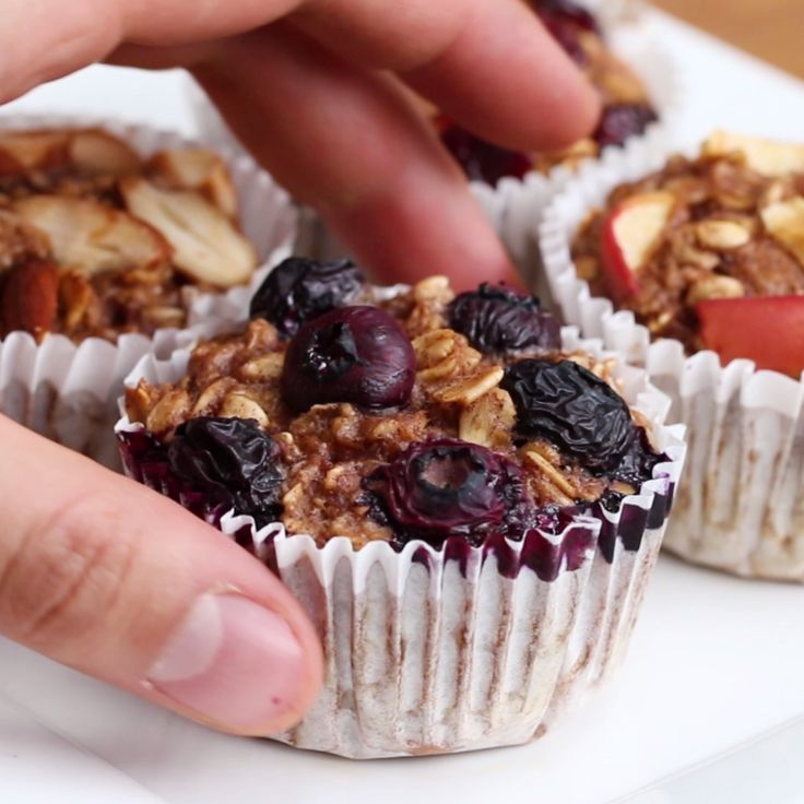 Banana Oatmeal Muffins. This recipe is great but has eggs. Trying to find a vega…