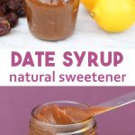 Date Syrup Natural Sweetener - recipe for date syrup that is cheap, healthy and ...