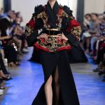 Elie Saab Look 3. Autumn Winter 2019/2020 Haute Couture Collection