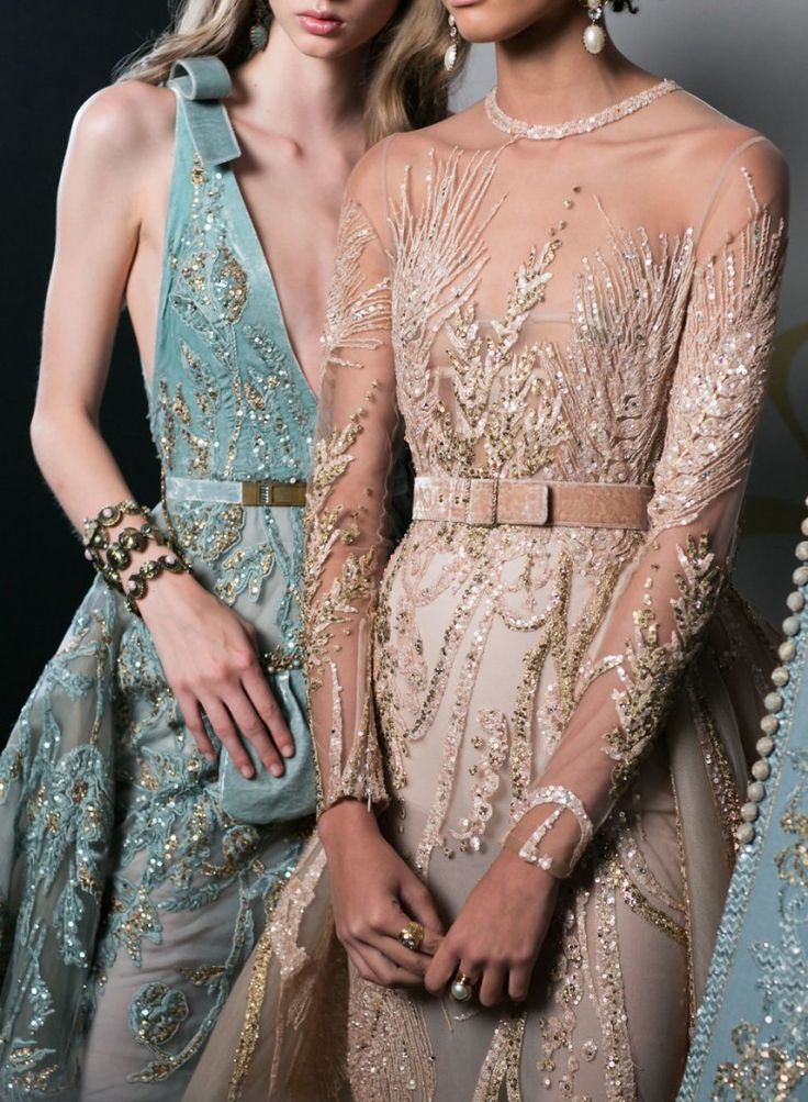 Elie Saab s'inspire de Game of Thrones pour sa somptueuse nouvelle collection …