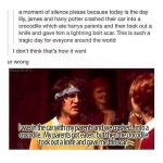 HAVE YOU GOT A ROCKET POTTER WHAT ARE YOU A STARKID POTTER