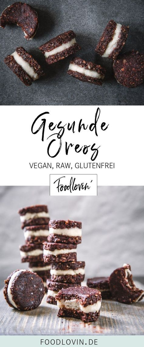 Healthy Oreos from dates and cashews that taste like raw cookie dough – gluten …