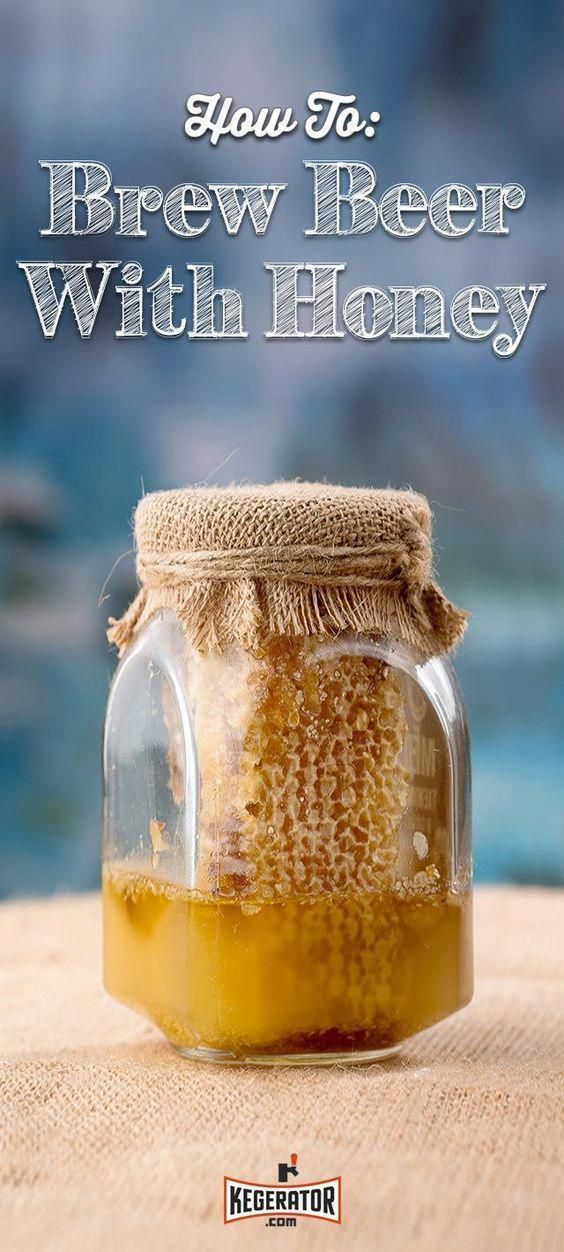 How to Brew Beer With Honey #BrewingBeerBasics