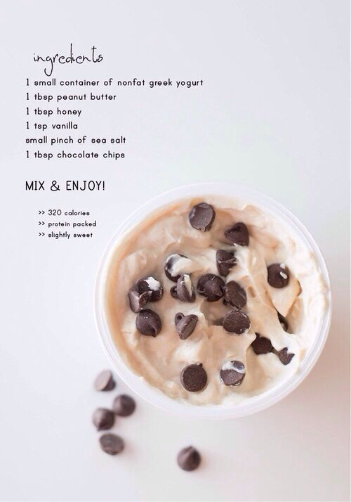I'm not a huge fan of yogurt, however this sounds good enough to pull me to …