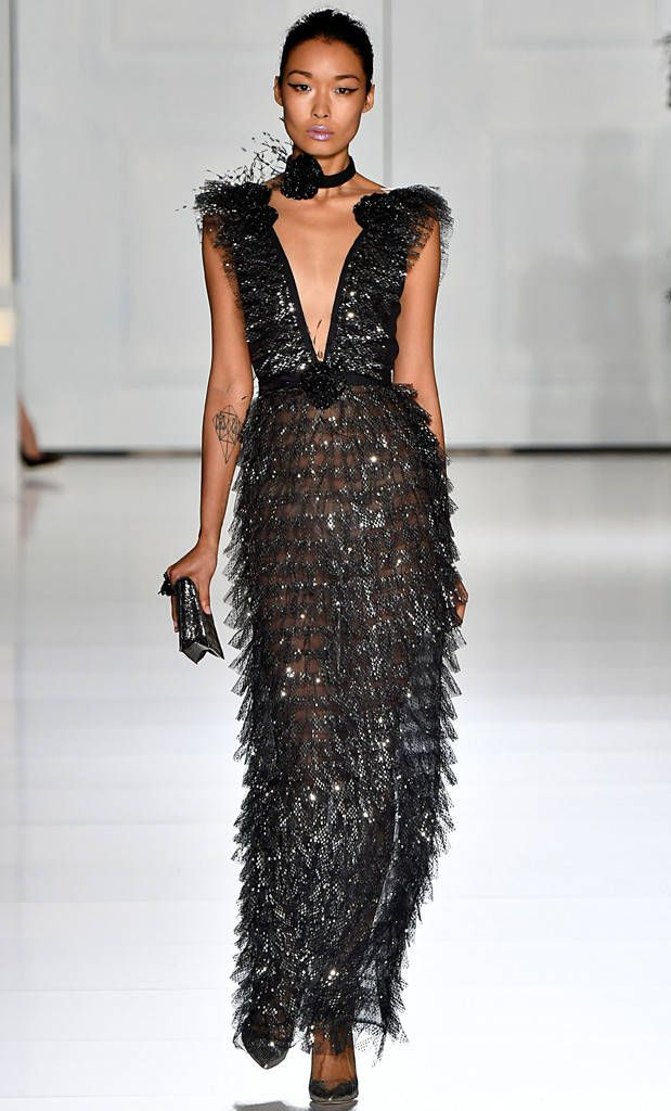Ralph & Russo: Best Looks From Haute Couture Paris Fashion Week F/W '17