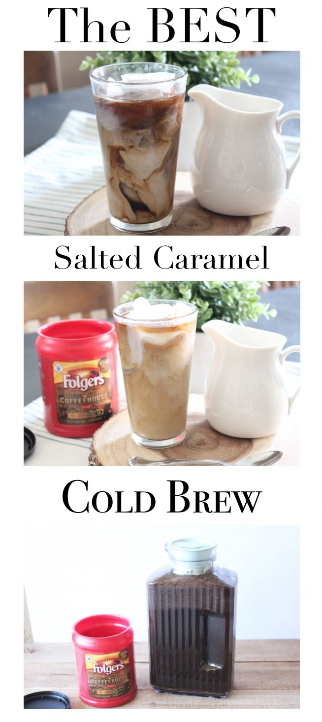 The BEST Cold brew. Simple steps to brewing your own cold brew at home and a rec…