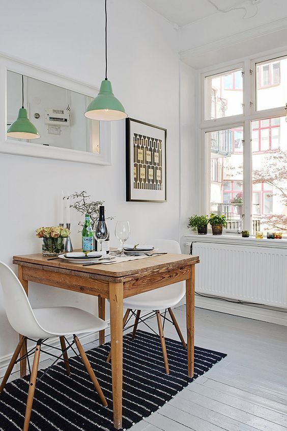 The Scandinavian style is minimalism at it's best. And that does not apply …
