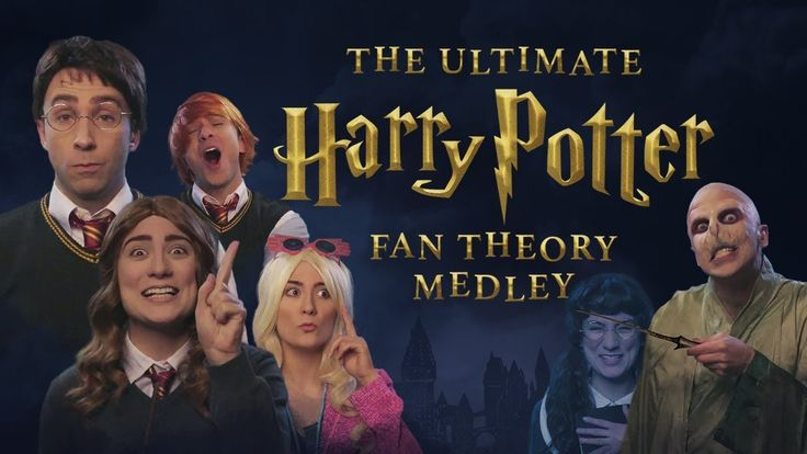 The Ultimate Harry Potter Fan Theory Medley – YouTube