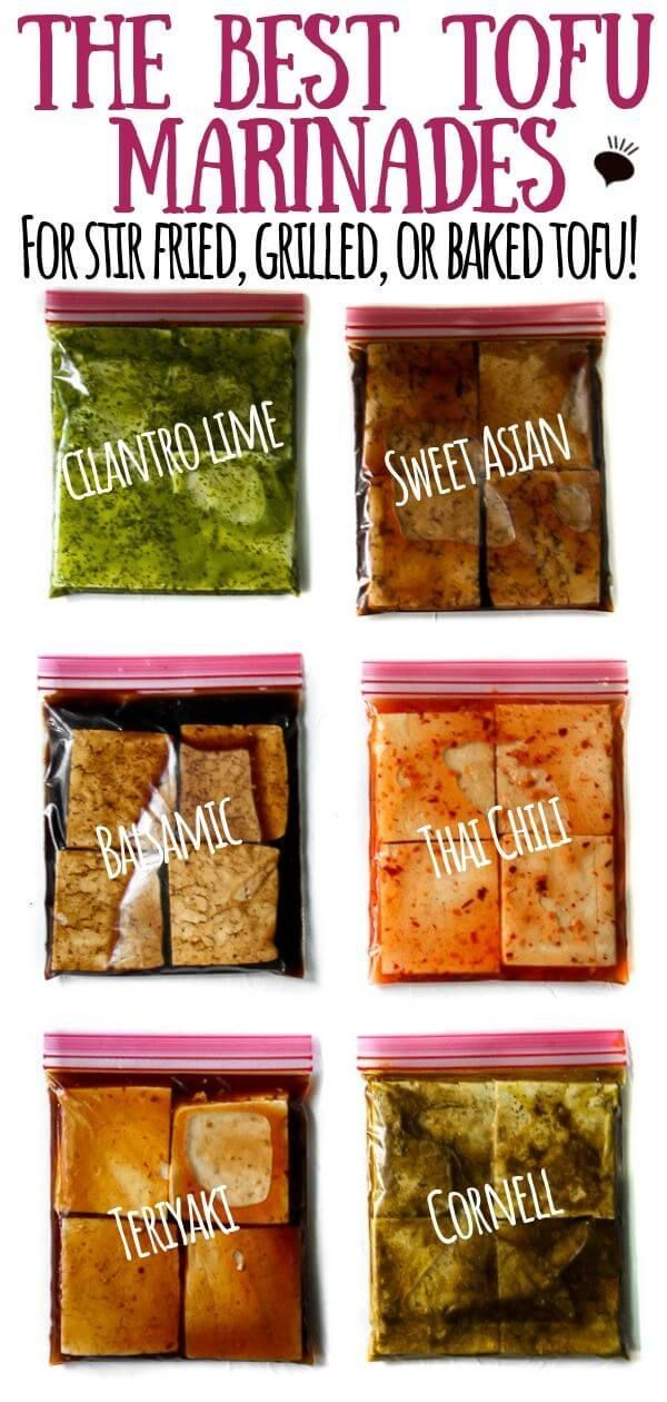 The best vegan and gluten-free tofu marinade for baking, grilling and stirring ….