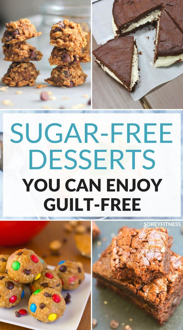 These Sugar Free Desserts are absolutely amazing!! By eating healthy most of the…