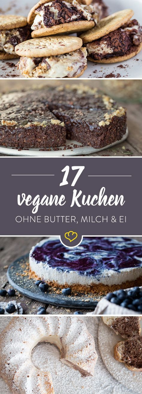 Without butter, milk and egg – does that taste good? And how! This vegan cheese …
