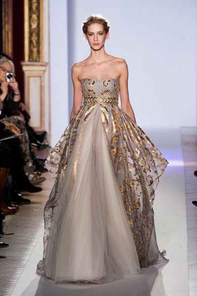 Zuhair Murad – Haute Couture – Spring 2013 – Spring 2013's Most Beautiful Ha…