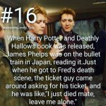 25+ Dazzling Harry Potter Facts - #Dazzling #FACTS #Harry #pictures #Potter