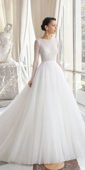 27 Fantasy Wedding Dresses from Top Europe Designers #brautkleider #designers # …