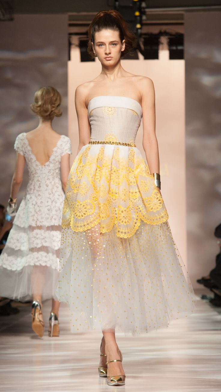 Georges Chakra Haute Couture Spring/Summer 2015