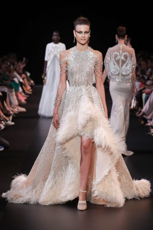 Georges Hobeika – Haute Couture Autumn Winter 2018/19 Haute Couture Collection |…