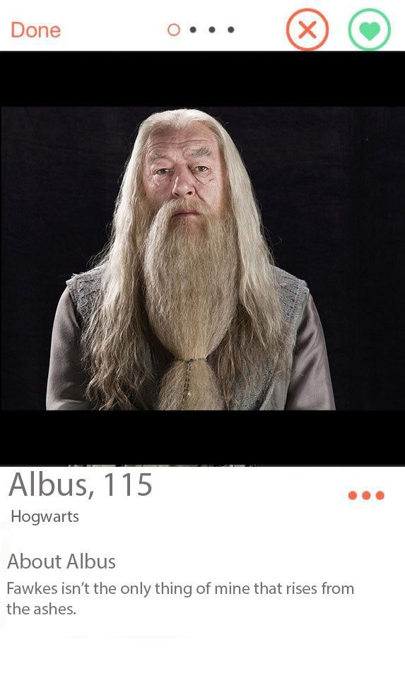 "If ""Harry Potter"" Characters Had Tinder"