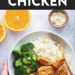 Looking for a better than Panda Express Orange Chicken recipe? We're sharing a...