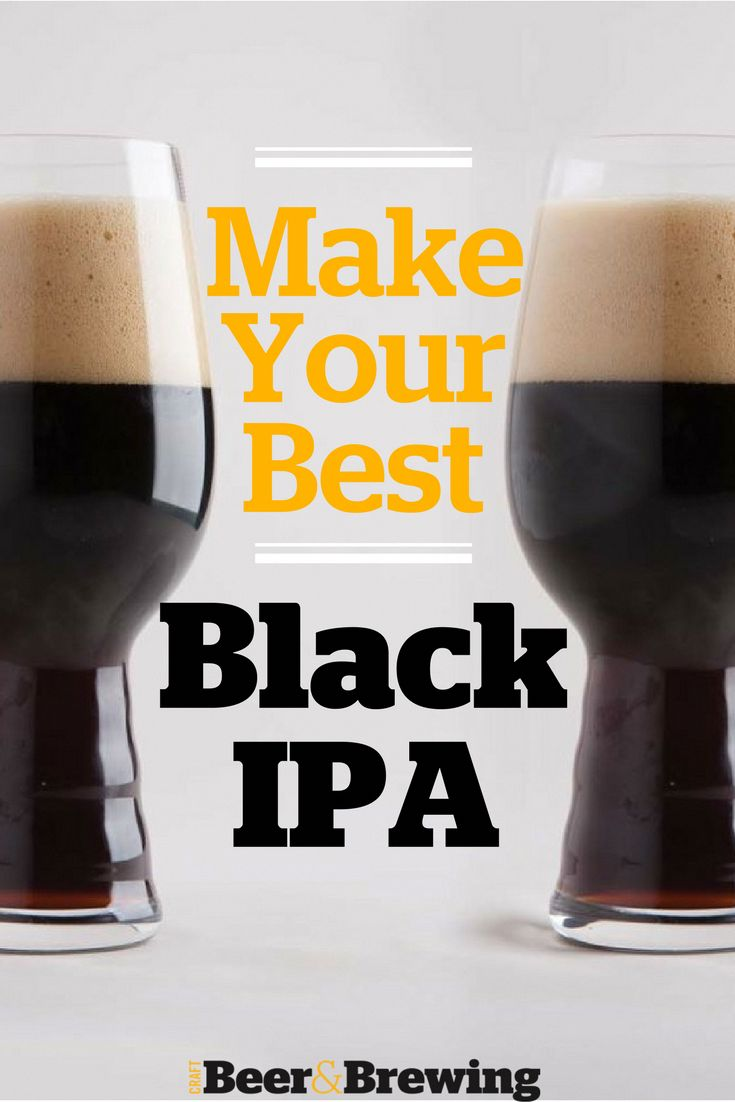 Make Your Best Black IPA #homebrewing