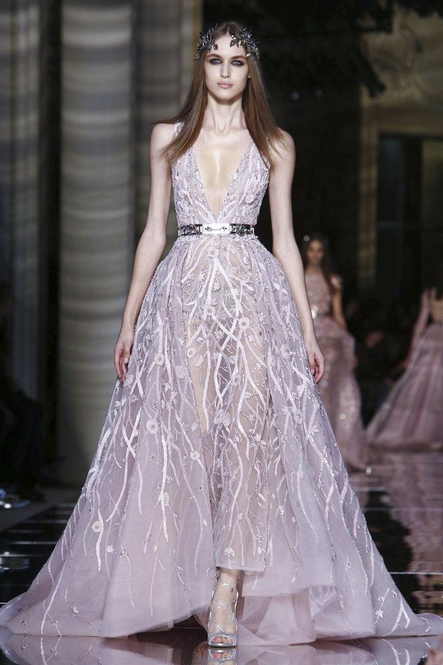 Paris Haute Couture Spring 2016: Zuhair Murad and His Modern Day Princesses