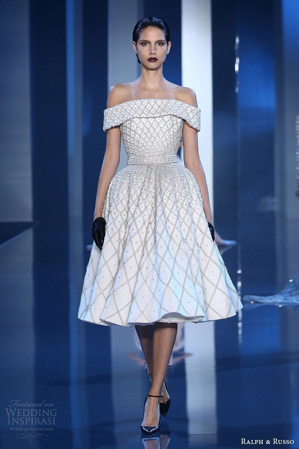 Ralph & Russo Herbst / Winter 2014-2015 Haute Couture Kollektion – #amp #Couture…