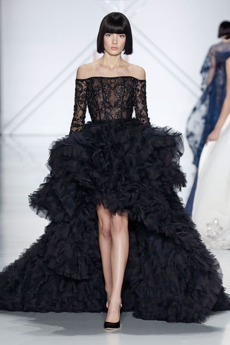 Ralph & Russo Haute Couture Spring-Summer 2017 Fashion Show 18