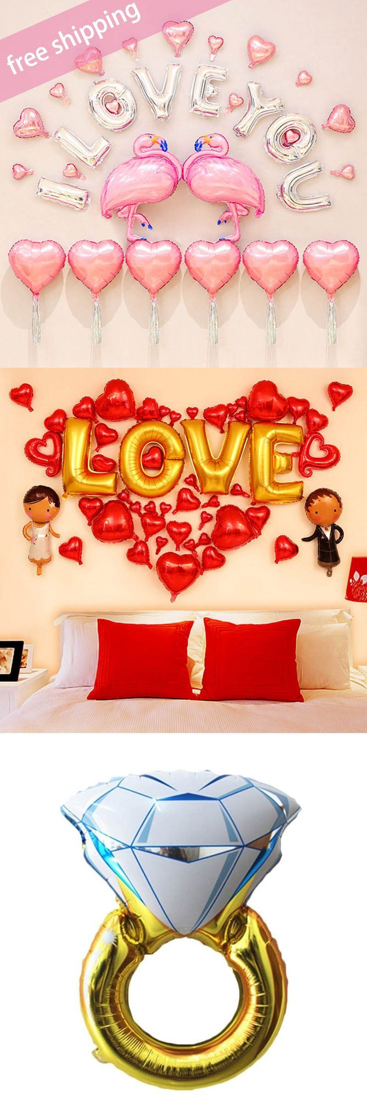 Up to 80% off and free shipping worldwide Rosewholesale decoration balloons for